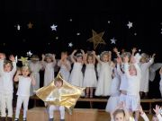 The Skylarks Nativity