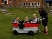 The Fledglings Super Buggy